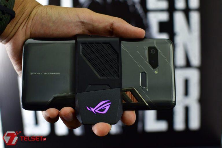 Siap-siap! Asus ROG Phone Generasi Kedua akan Dirilis Akhir Tahun Ini