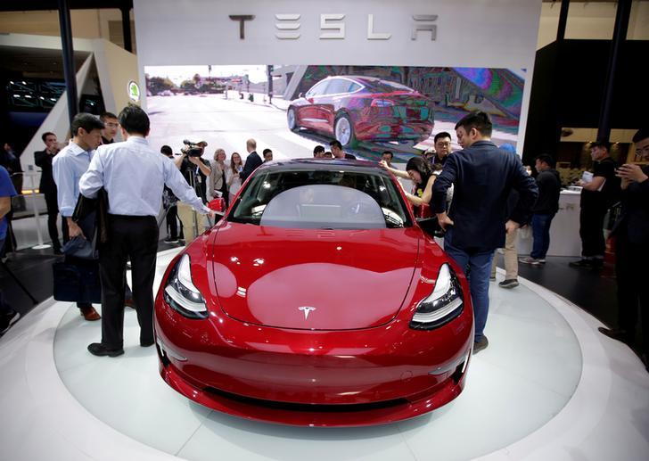 Game Online Tesla