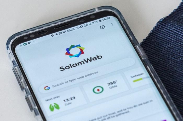Startup Malaysia Bikin 'Browser Syariah', Namanya SalamWeb