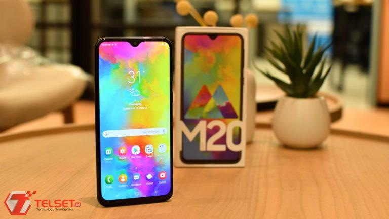 Hands-on Samsung Galaxy M20: Smartphone Berponi Khusus Milenial