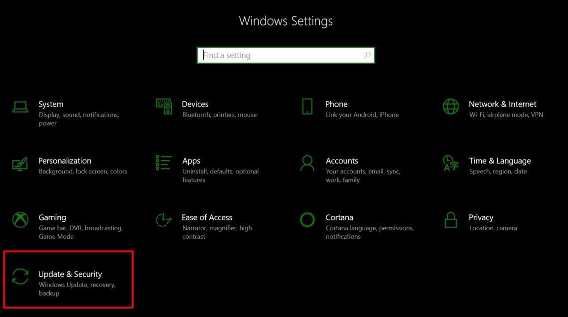 Startup Repair disk error windows 10