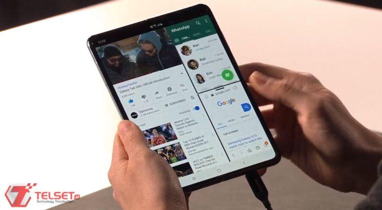 Harga Samsung Galaxy Fold Nyaris Rp 30 Juta!