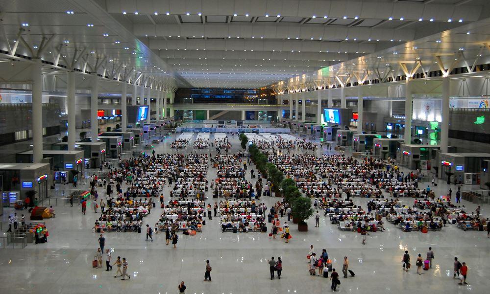 Stasiun Shanghai Hongqiao
