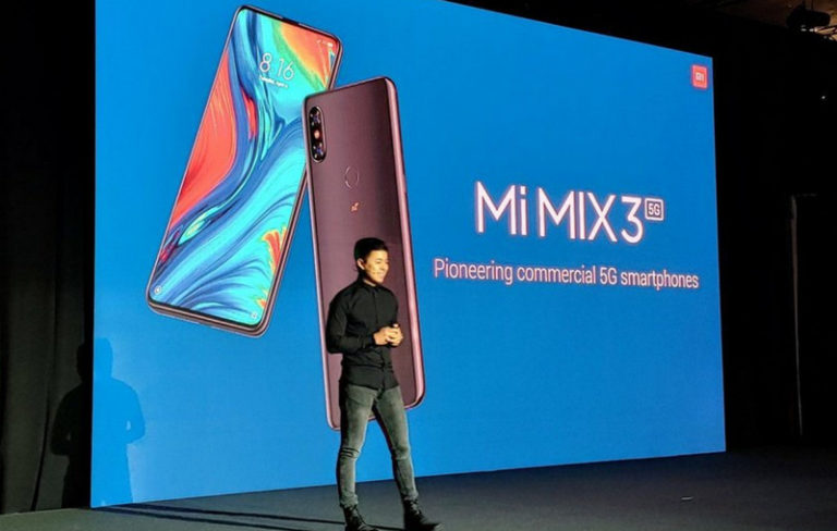 Xiaomi Luncurkan Mi Mix 3 Versi 5G, Harganya Menggoda