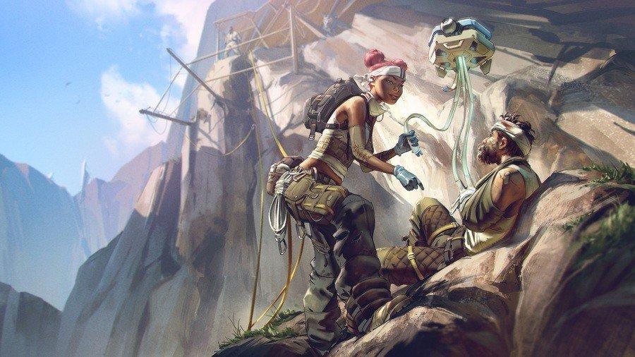 cara download game apex legends di Xbox One
