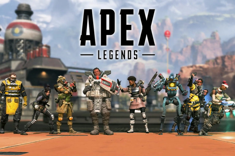 Respawn Blokir 355 Ribu Cheater Game Apex Legends