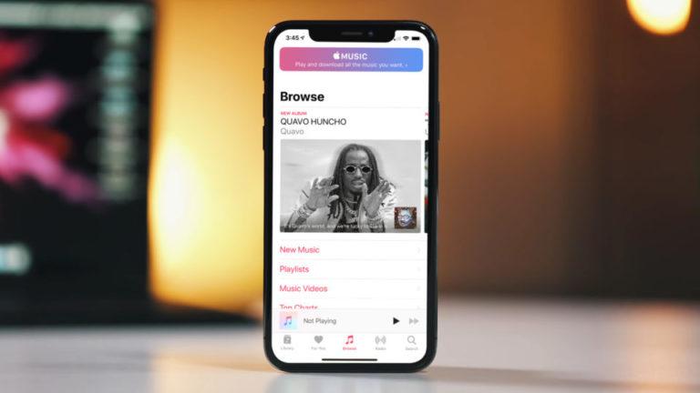 Pelanggan Apple Music Bisa Kasih Hadiah Gratis ke Teman