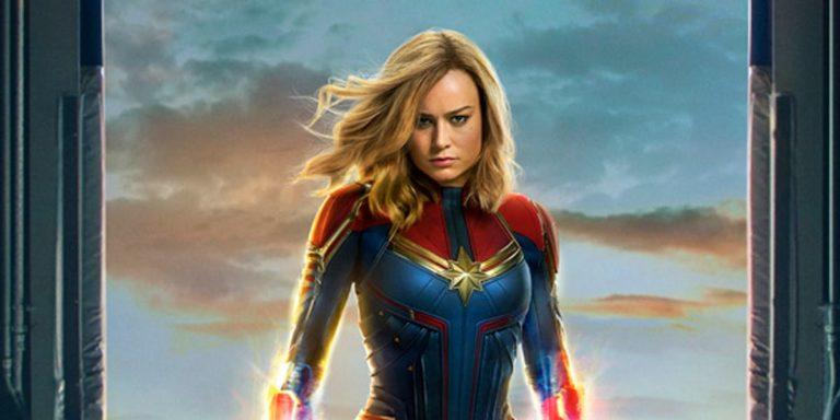 Waah.. Smartphone Ini jadi Pilihan Captain Marvel!