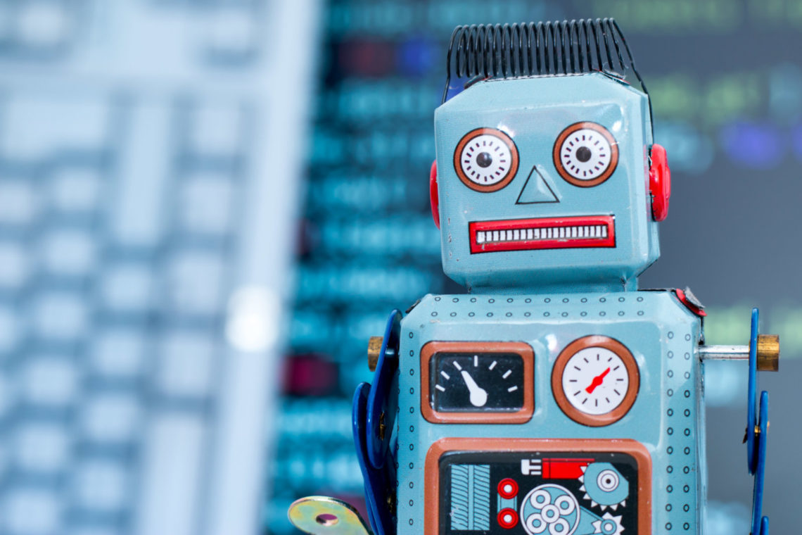 Industri robot