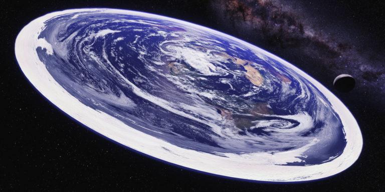 Penganut Bumi Datar Bertambah Gara-gara YouTube