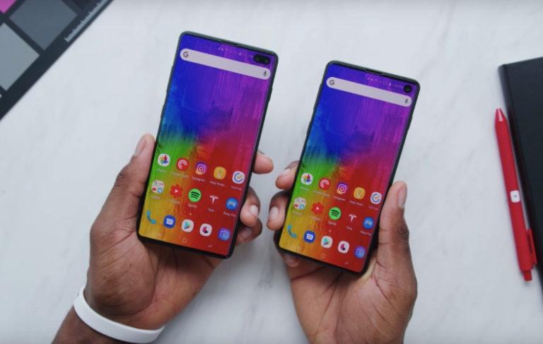 Makin Jelas, Ini Bocoran Terbaik Samsung Galaxy S10 dan S10+