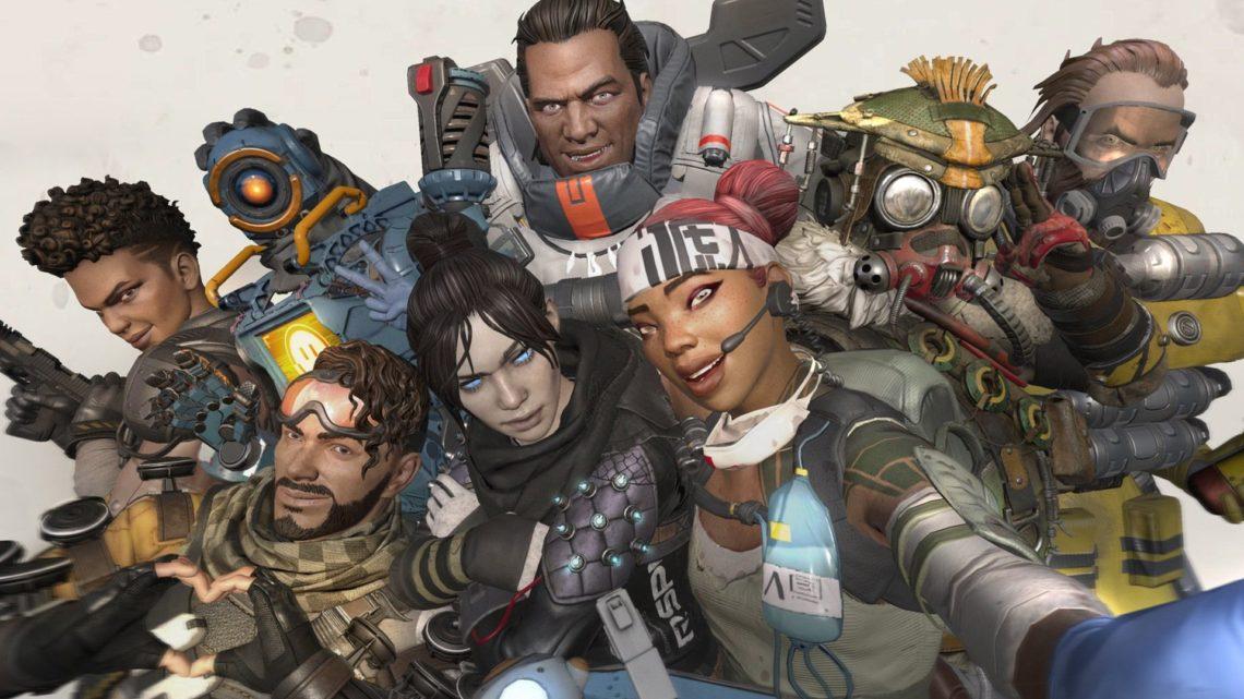 cara download game apex legends di PS4