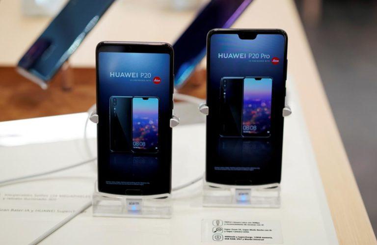 Tak Terpengaruh Amerika, Huawei Buka Toko di Austria