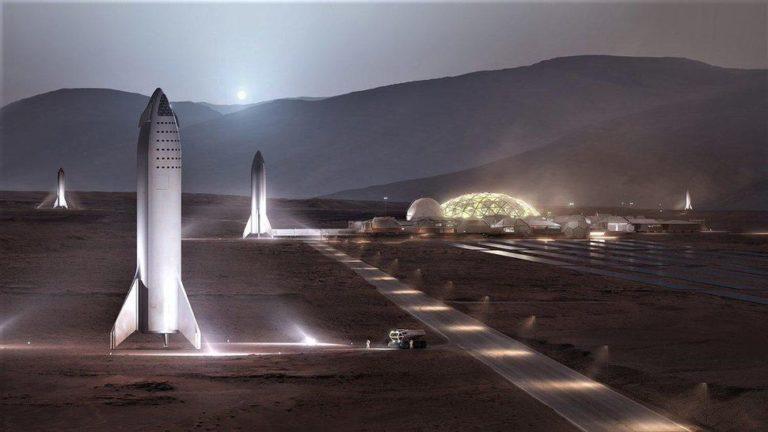Piknik ke Mars Bareng SpaceX? Siapkan Dana Rp 7 Miliar