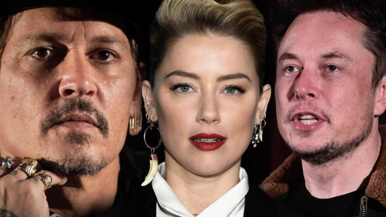 Johnny Depp Gugat Amber Heard Gara-gara Elon Musk?