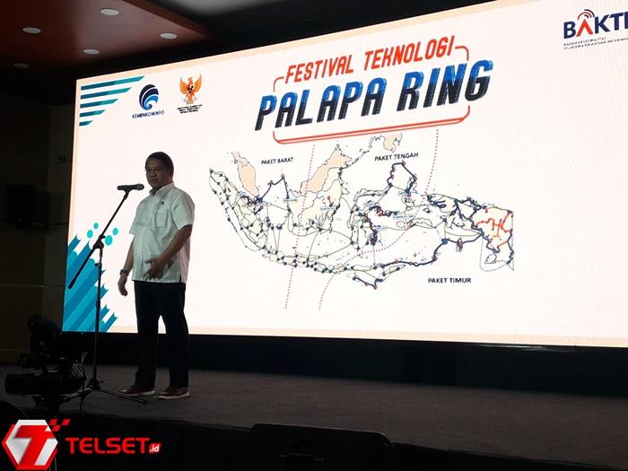 Uji Palapa Ring, Rudiantara Video Call dengan Nelayan Natuna