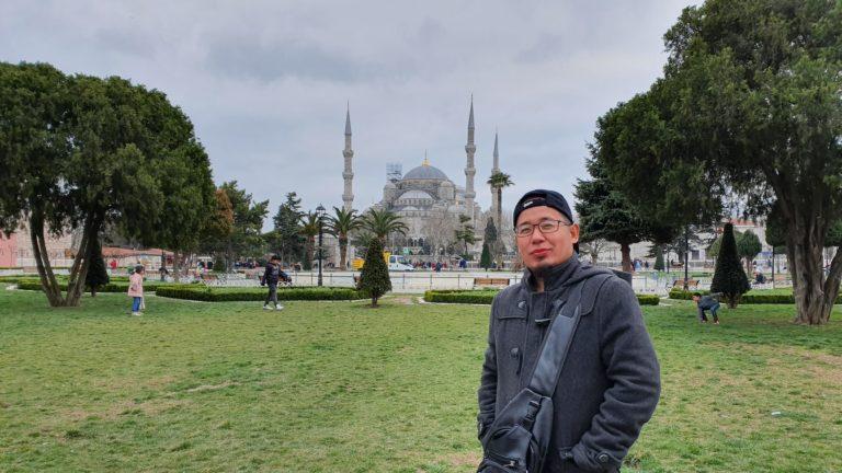 Uji Kamera Samsung Galaxy S10+, Dari Hagia Sophia Hingga Pegunungan Salju Uladag