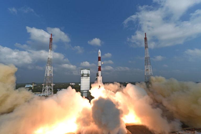 Tembak Jatuh Satelit, India Jadi Kekuatan Luar Angkasa Baru