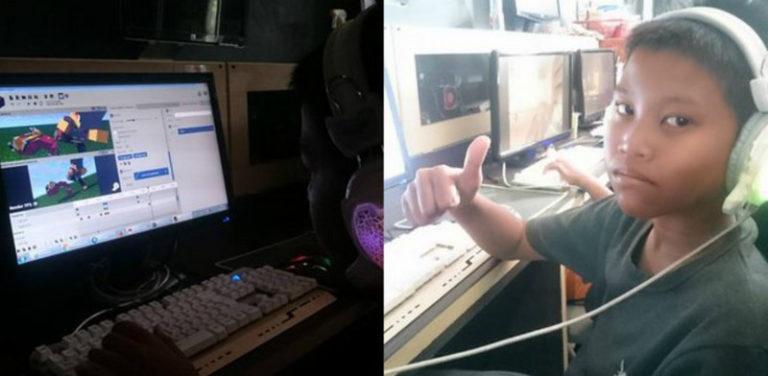 Hebat!! Belajar Sendiri di Warnet, Bocah Ini Ciptakan Animasi 3D