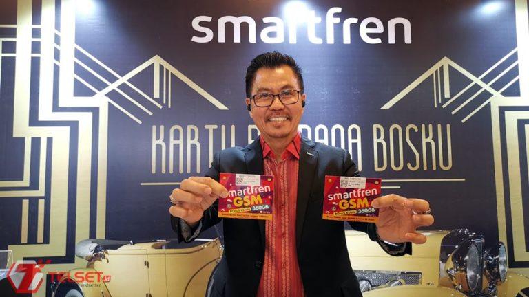 Setelah Kartu Perdana BosKu, Smartfren Siapkan Bosku Lite