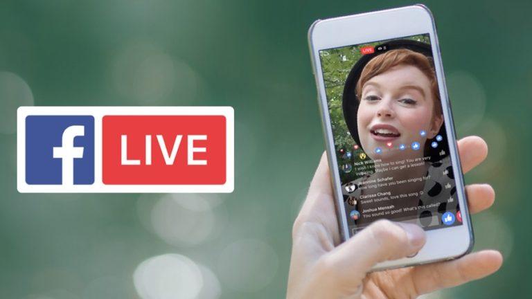 """Bakal Ada Kriteria untuk Orang yang Bisa """"Live"""" di Facebook"""