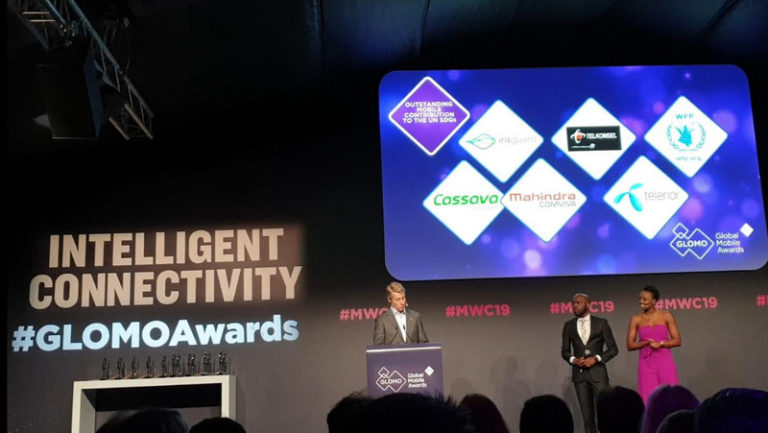 Habibi Garden Sabet GLOMO Awards di MWC 2019