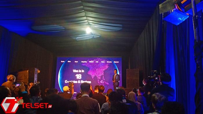 Dalam 3 Tahun, Vivo Yakin Susul Samsung dkk di Indonesia