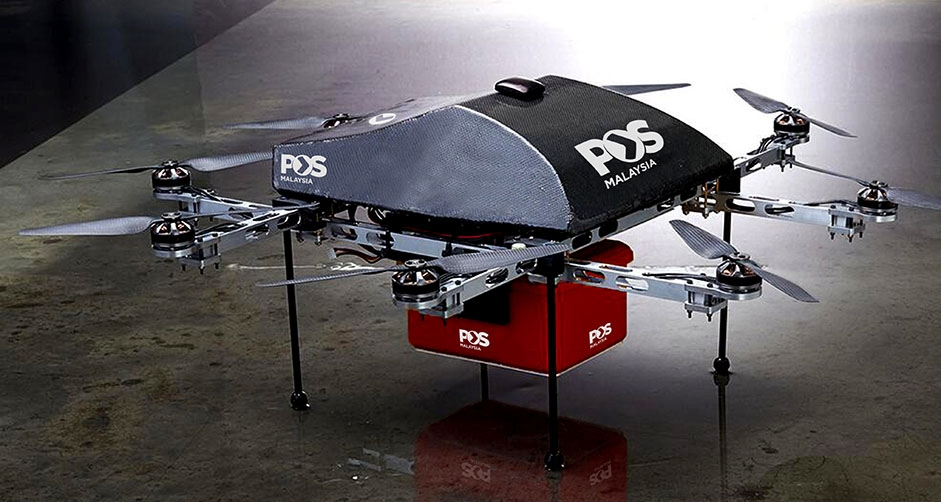 Kurir drone