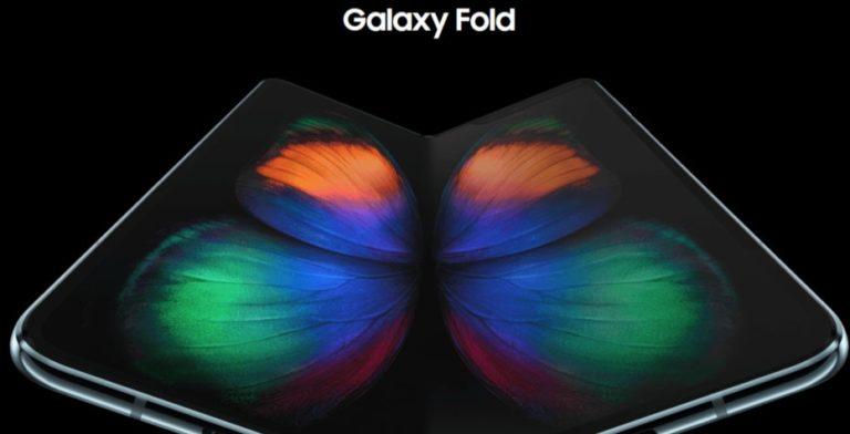 Begini Wujud Smartphone Layar Lipat Samsung Selanjutnya?