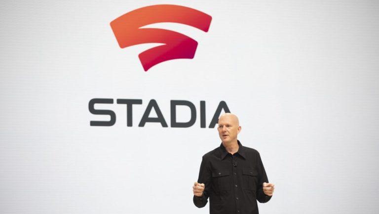 """Google Perkenalkan Layanan Streaming Game """"Stadia"""""""