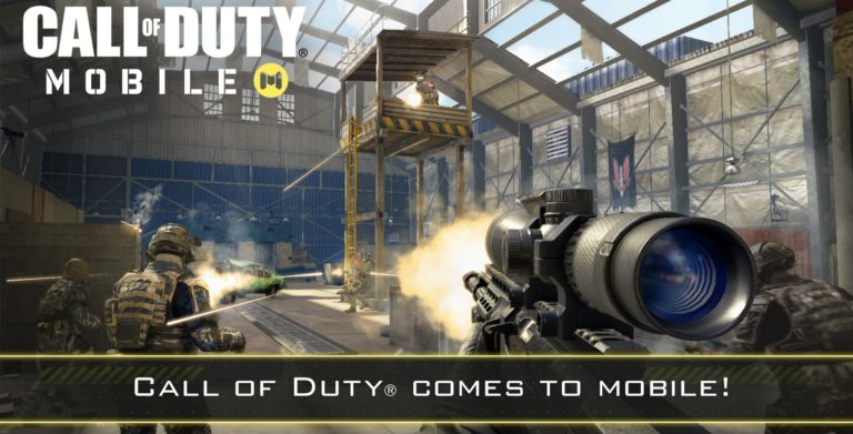 Activision Gandeng Tencent Rilis Call of Duty: Mobile