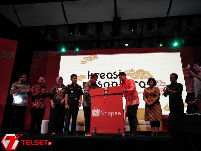 Shopee Genjot Ekspor UMKM Lewat Kreasi Nusantara