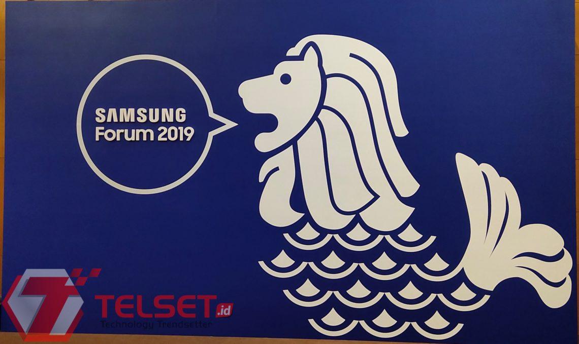 Samsung Pamer Teknologi Terbaru di Samsung Forum 2019 | Telset