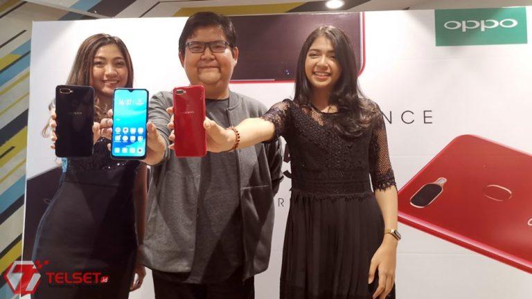 Oppo A5s Meluncur di Indonesia dengan MediaTek Helio P35