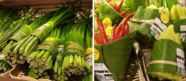 Foto Kemasan Makanan di Thailand Viral di Facebook