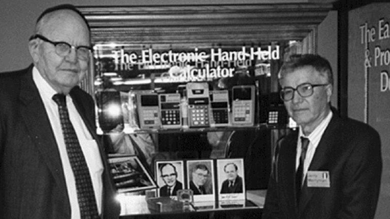 Sang Penemu Kalkulator, Jerry Merryman Berpulang
