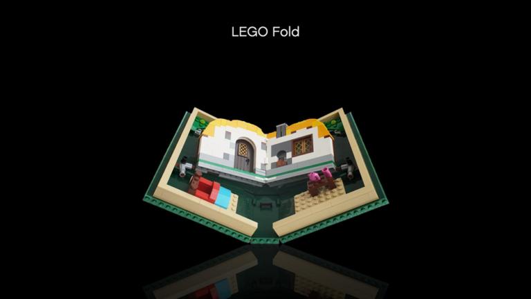 """Mainan Lipat Lego Ini """"Lebih Canggih"""" dari Galaxy Fold"""