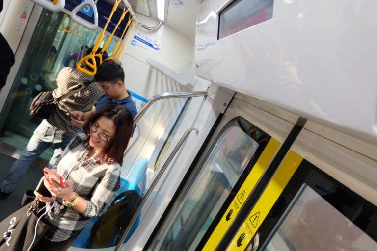 13 Stasiun MRT Baru Ada BTS Telkomsel