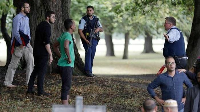 Selandia Baru Blokir Situs Penyebar Video Penembakan
