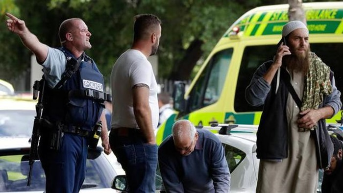 Warganet Berdoa, Tagar #NewZealandTerroristAttack Viral di Twitter