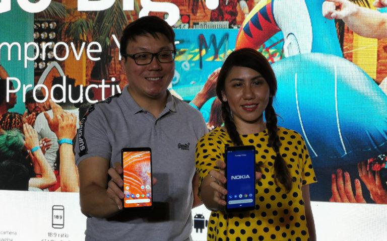 Nokia 3.1 Plus Resmi Masuk Indonesia