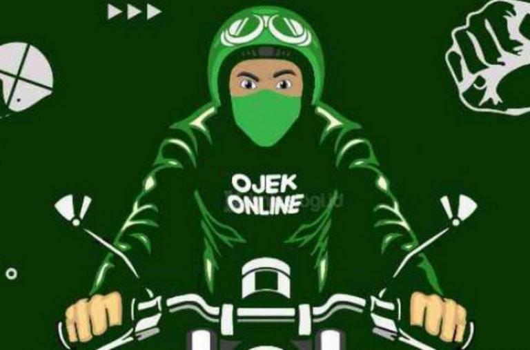 8 Kejadian Kocak Naik Ojek Online, Nomor 3 Asli Bikin Tepuk Jidat