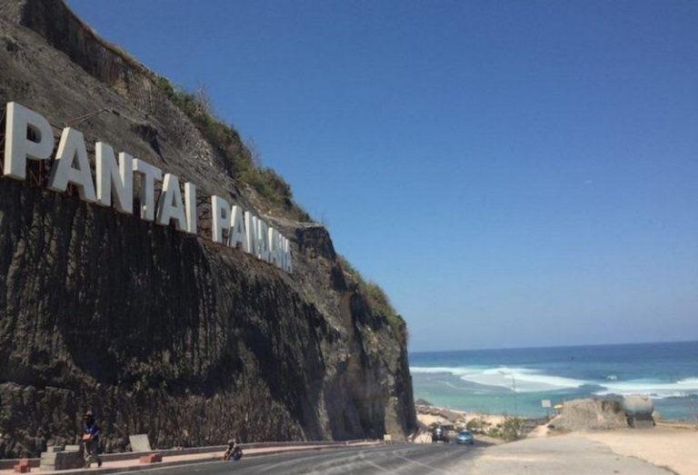 Sinyal 4G Smartfren Selimuti Pantai Pandawa Bali