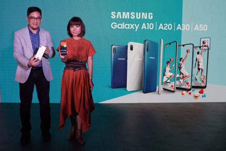 Quartet Samsung Galaxy A Dirilis di Indonesia, Ini Harga dan Speknya