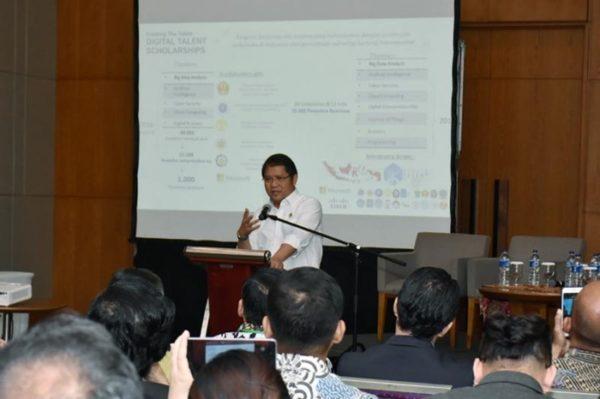 Rudiantara Rayu Singapura Investasi di Indonesia