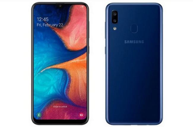 Samsung Galaxy A20 Debut di Rusia, Punya Baterai Jumbo