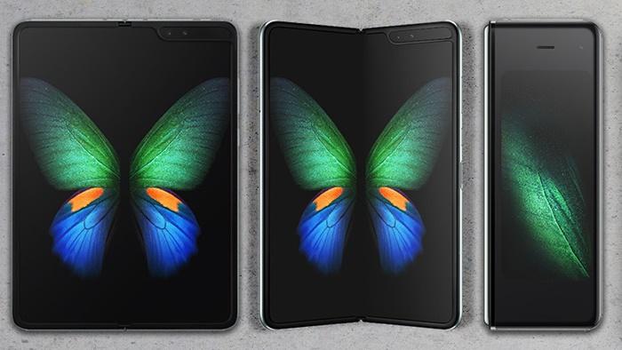 """Ada """"Kerutan"""" di Layar Samsung Galaxy Fold, Lihat Videonya"""