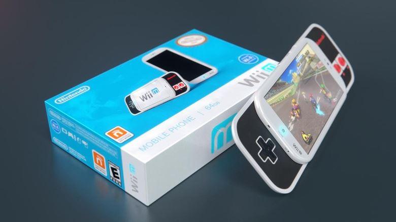 Smartphone Gaming Nintendo