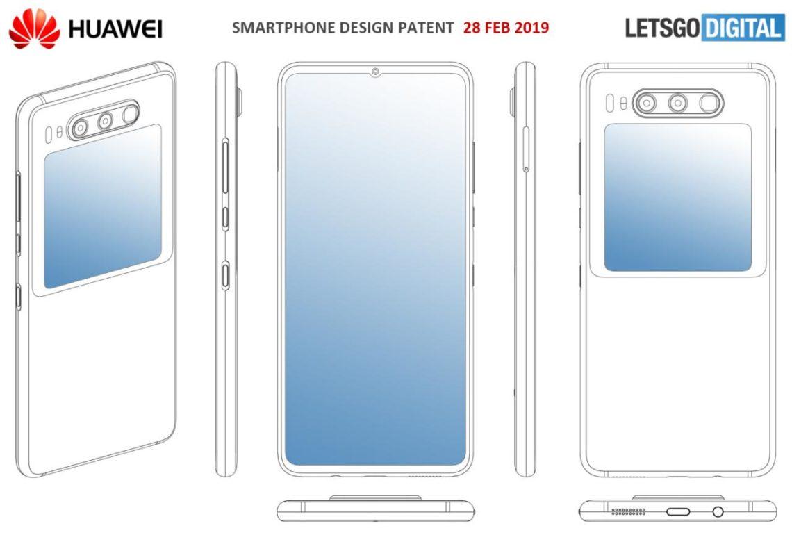 Smartphone dua layar