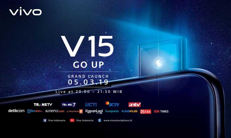 Air Mancur Menari Sri Baduga akan Sambut Kehadiran Vivo V15